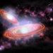 İki Kara Deliği Birleştiren Üçlü Yıldız Sistemi…
